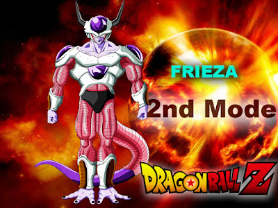 Frieza Mode ke-2