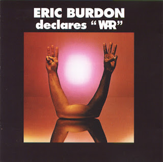 "Eric Burdon. Eric Burdon declares ""War"""