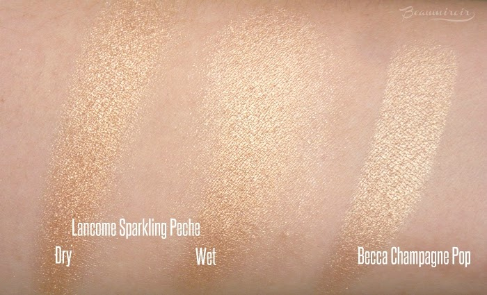 Dual Finish Multi-tasking Illuminating Highlighter by Lancôme #6