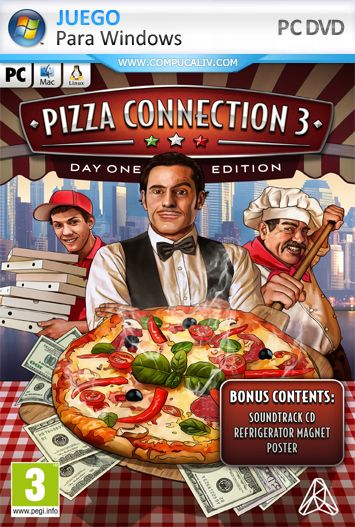 Pizza Connection 3 PC Full Español