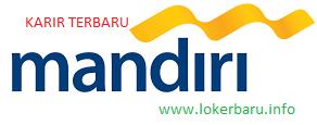 Karir Terbaru Bank mandiri