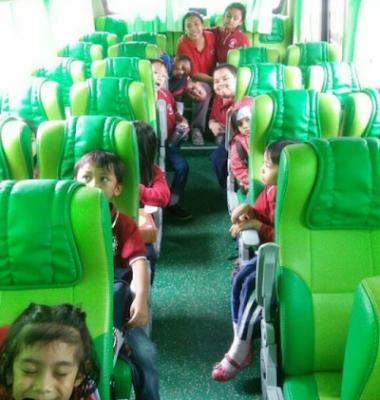 Sewa Minibus, Sewa Bus Medium, Sewa Bus Ukuran Sedang