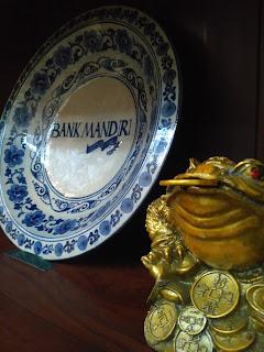 piring antik mandiri gelatik