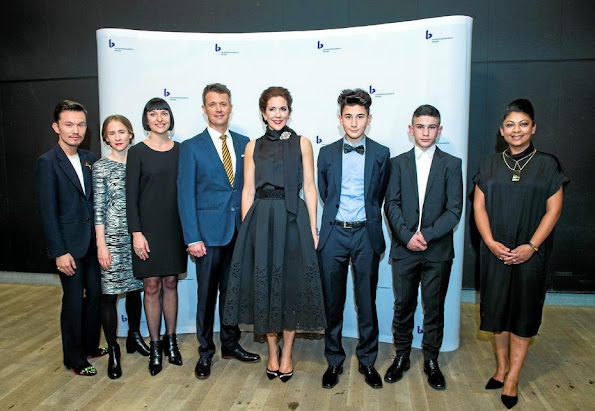 Crown Prince Frederik and Crown Princess Mary attend the 2015 Kronprinsparrets Priser (Crown Prince Couple's Prize)