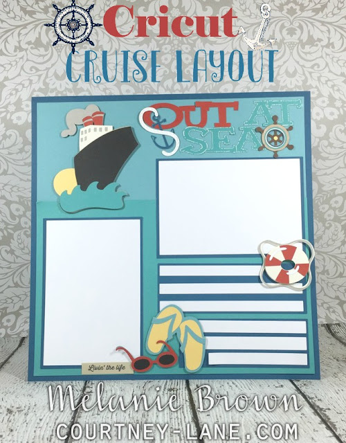 Cricut Cruise layout