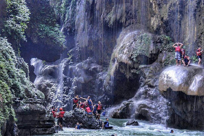 Harga Semi Body Rafting Green Canyon