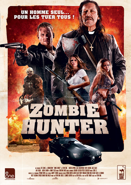 Zombie Hunter (2013) ταινιες online seires oipeirates greek subs