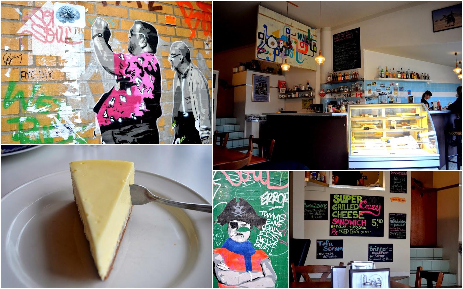 Hamburg, New York Cheesecake, Mamalicious