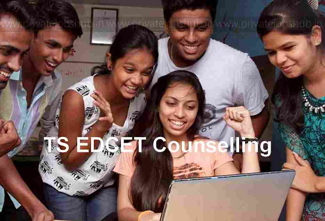 TS EDCET Counselling