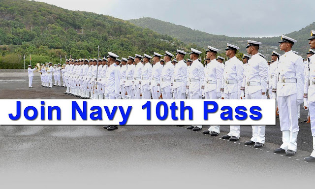Indian Navy Recruitment (2019) – for 100 Sailor Vacancies @ 10th pass can apply