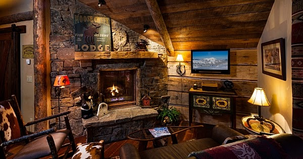 How To Make Your Home Look Like A Log Cabin
