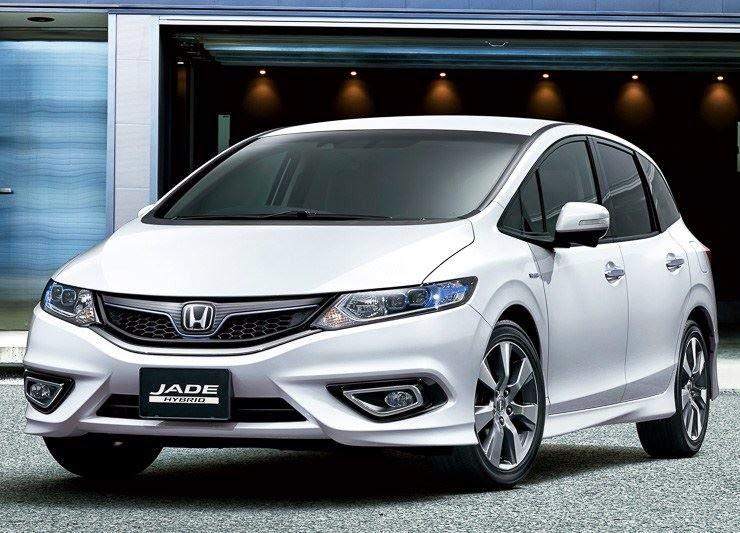 Leopaul's blog: Honda Jade
