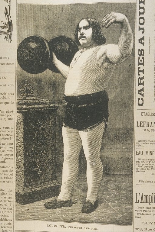 Strongest Man Ever