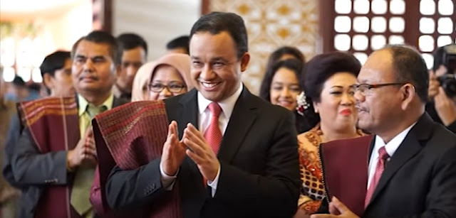 Demi Mendapatpan Simpatik Orang Batak, Anies Baswedan Hadiri Pesta Batak, Ikut Pihak 'Hula-hula'