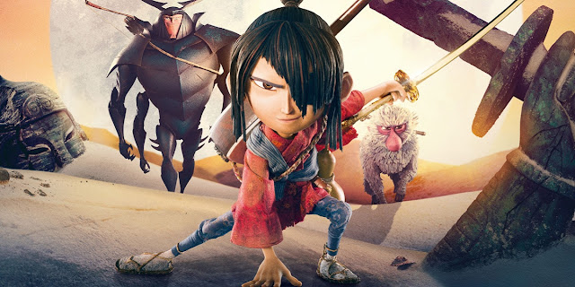 Kubo and the Two Strings (2016), CINE ΣΕΡΡΕΣ, Travis Knight, Charlize Theron, Art Parkinson, Matthew McConaughey
