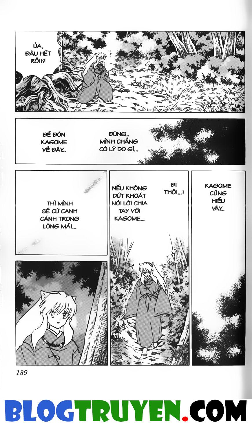Inuyasha vol 18.8 trang 9
