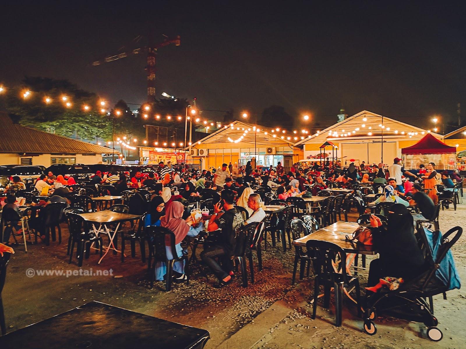 Kantin @ Setor Gombak - ruang makan