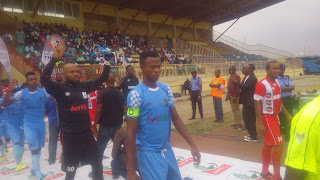 First Win: Remo Stars 1-0 Abia Warriors