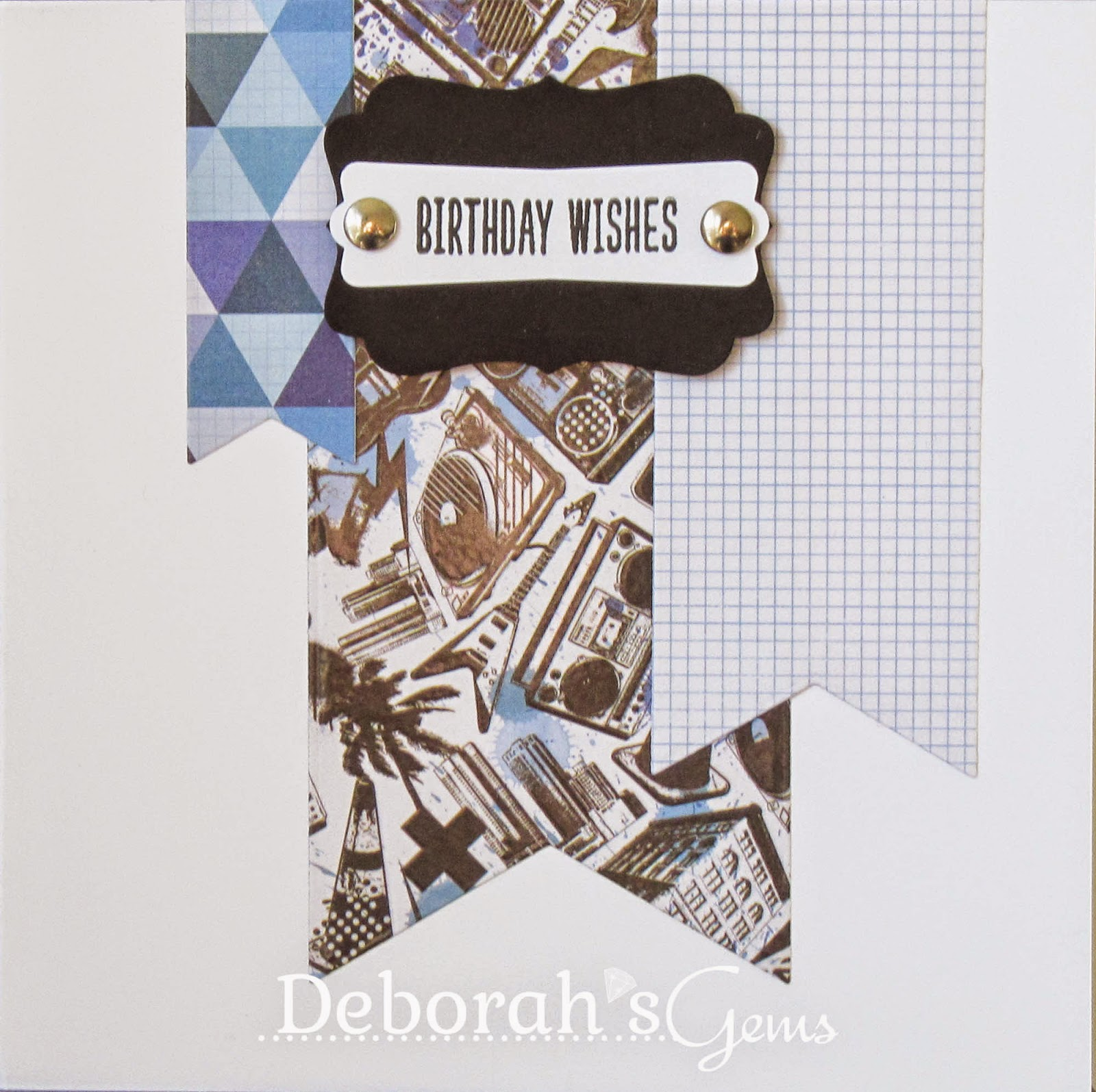 Birthday Blues - photo by Deborah Frings - Deborah's Gems