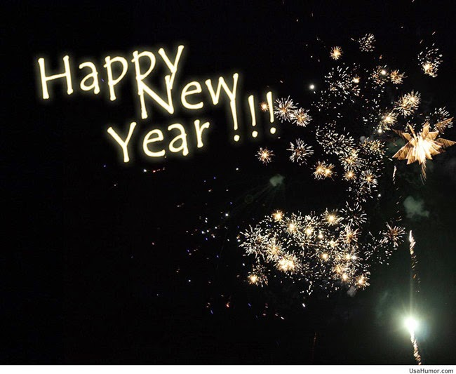 new year powerpoint background