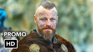 Vikings Episódio 6x07 Promo  - The Ice Maiden
