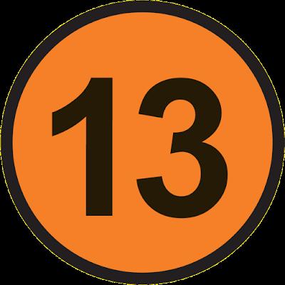España y el poder del numero 13