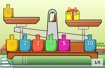 juego educativo matemática