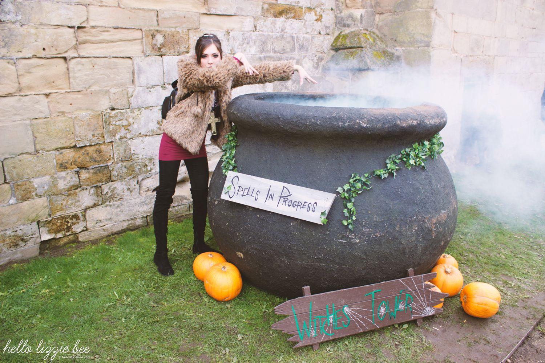 halloween, warwick castle, rokku gyaru