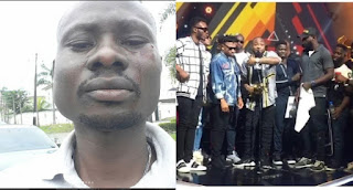 Taxify Driver Recounts How Davido's Boys Assaulted Him In Lekki