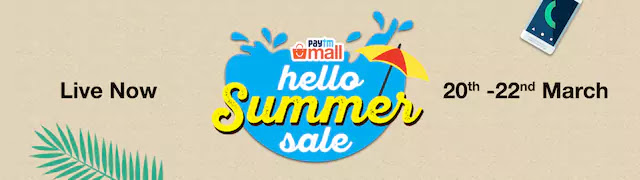 Paytm Mall Offer: Get Rs 500 Cashback On Shopping of Rs 1499 Or More