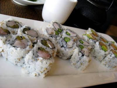 Maki Combo Lunch Special at Natsumi Restaurant in New York, NY - Photo by Michelle Judd of Taste As You Go