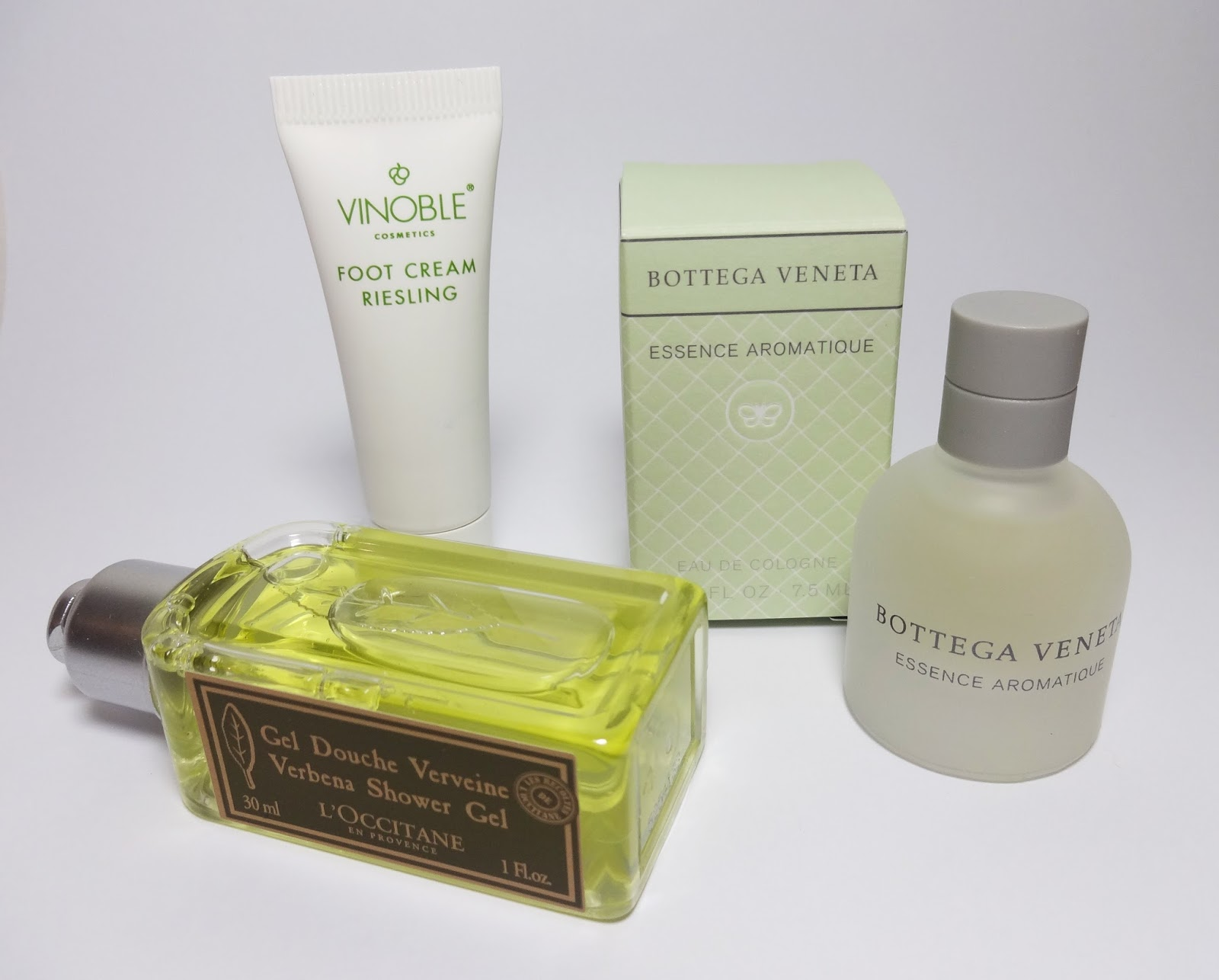 Vinobile Bottega Veneta L'occitane