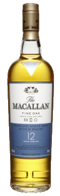 McCallan 12 Year Old Scotch Whisky