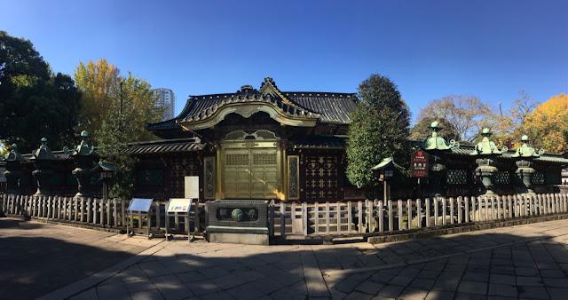 tokyo japan shinto shrine