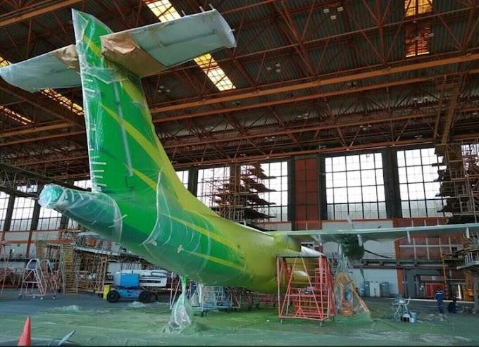 Citilink kembali menambahkan Frekuensi penerbangan rute KNO-BTJ-KNO menggunakan pesawat ATR 72 600 Citilink
