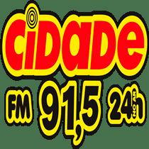 Ouvir agora Rádio Cidade FM 91,5 - Bastos / SP