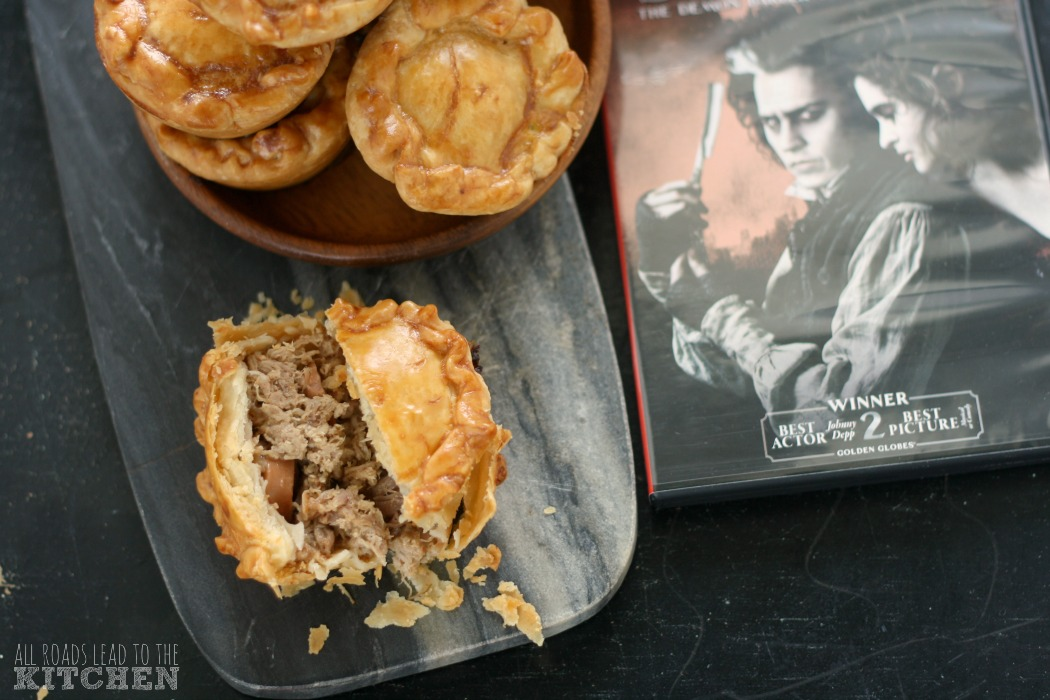 Mrs. Lovett's Famous Meat Pies