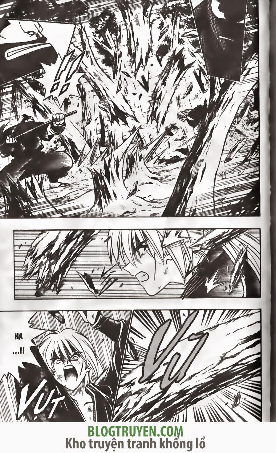 Rurouni Kenshin chap 177 trang 4
