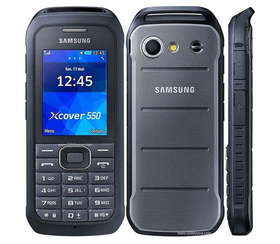 Spesifikasi Samsung Xcover SM-B550H dan Harga Terbaru Oktober 2015