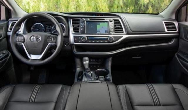 2018 Toyota Highlander Redesign