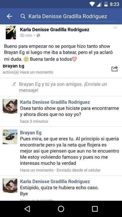 El Brayan se enamora de una chica e Internet la encuentra