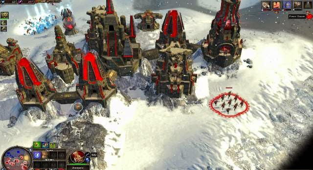 Rise of Nations Rise of Legends PC Games Gameplay