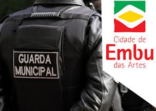 Prefeitura de Embu das Artes-SP abre concurso com 50 vagas na Guarda Civil Municipal
