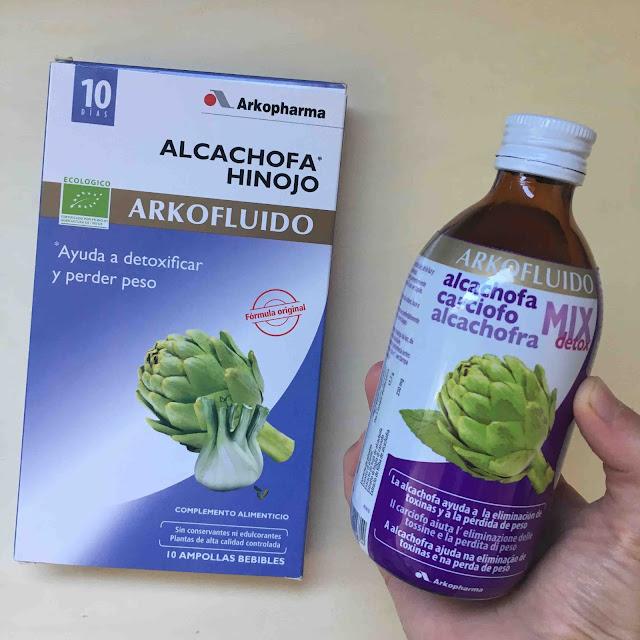 Arkofluido Arkopharma