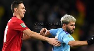 رغم الخساره من اليوناتيد في نصف النهائي مانشستر سيتي لنهاي كأس الرابطة الإنجليزية