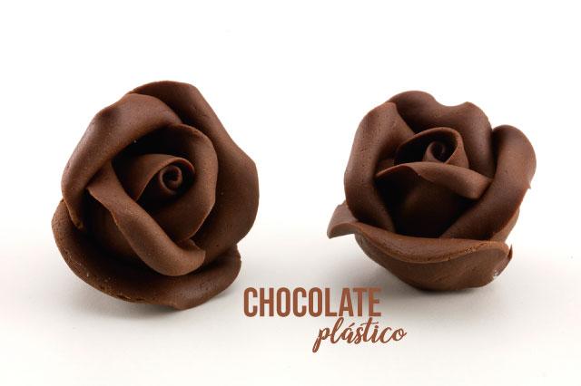 Cómo hacer chocolate plástico para modelar