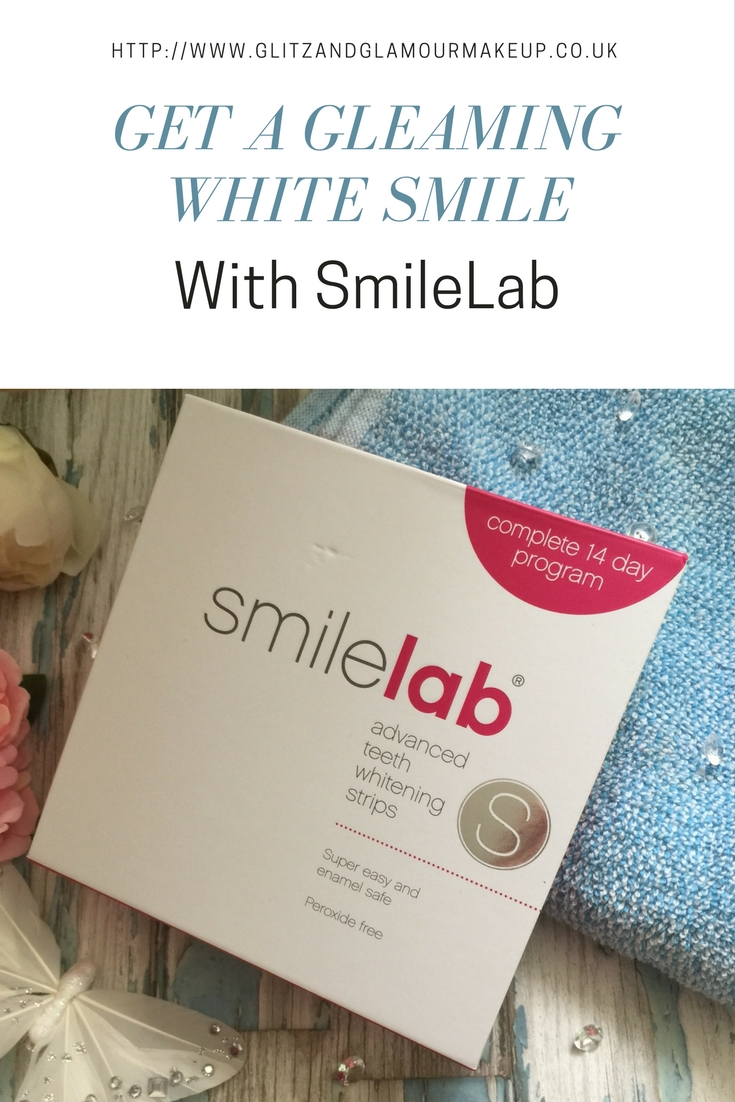 get a gleaming white smile with smilelab