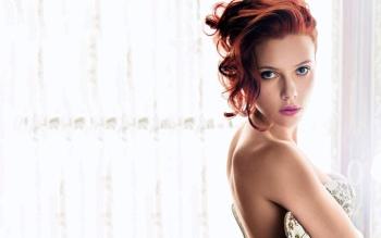 Scarlett Johansson High Resolution