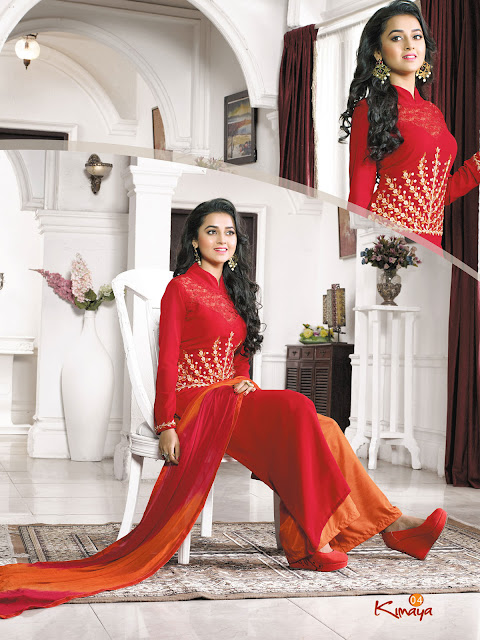 Red Wedding Kurti