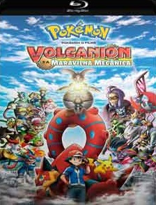 Pokémon o Filme – Volcanion e a Maravilha Mecânica 2016 Torrent Download – BluRay 720p e 1080p Dublado / Dual Áudio